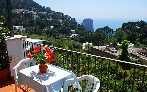 Villa Margherita Bed & Breakfast Capri