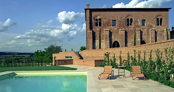 Locanda Palazzone Orvieto Citta della Pieve hotels