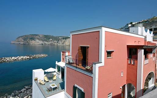 Appartamenti le pleiadi hotel ischia for Appartamenti ischia