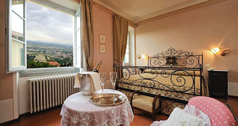Villa Marsili Cortona Arezzo hotels