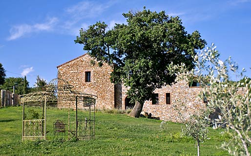 Podere Carceroni Countryside Residences Cinigiano