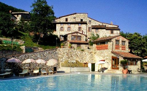 Relais Borgo Giusto Residenze d'Epoca Borgo a Mozzano