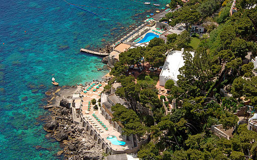 Diva Suites Guest House Capri