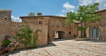 Borgo della Marmotta Spoleto Trevi hotels