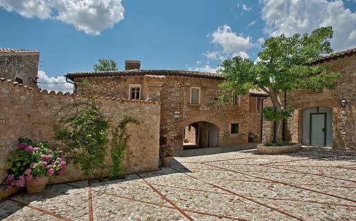 Borgo della Marmotta Farmhouse Holidays Spoleto
