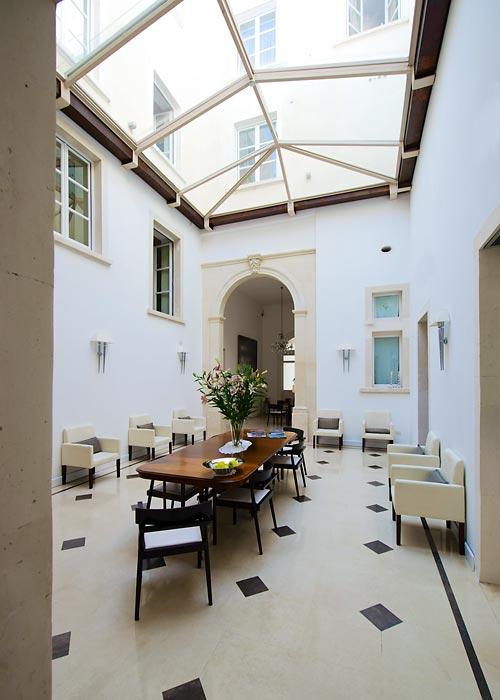 palazzo cavalieri hotel siracusa