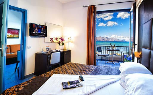 Hotel La Battigia 4 Star Hotels Alcamo