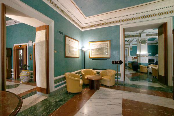 hotel roma firenze: