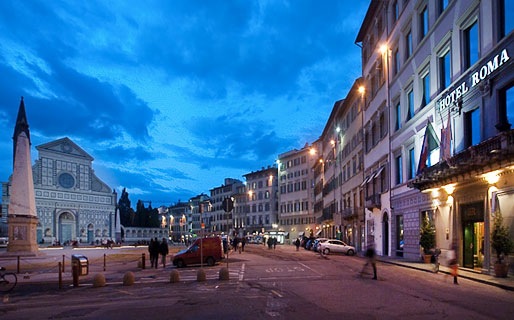 Hotel Roma 4 Star Hotels Firenze