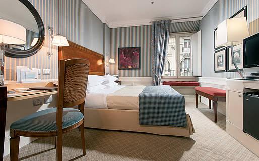 Hotel Stendhal Hotel 4 Stelle Roma