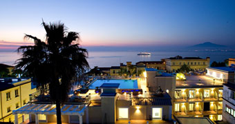 Grand Hotel La Favorita Sorrento Ercolano hotels