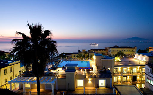 Grand Hotel La Favorita Hotel 5 stelle Sorrento