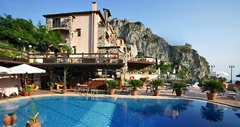 Hotel Villa Sonia Castelmola, Taormina Catania hotels