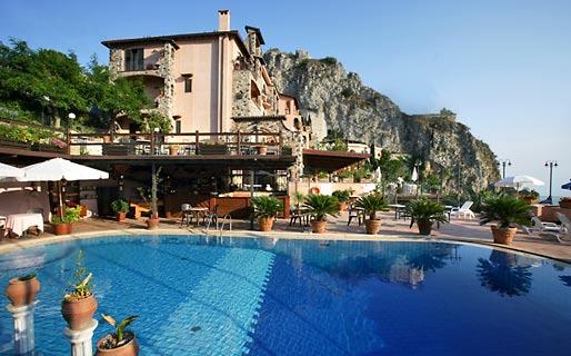 Hotel Villa Sonia 4 Star Hotels Castelmola, Taormina