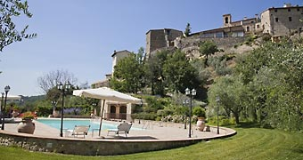 Locanda del Prete Saragano - Gualdo Cattaneo Hotel