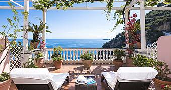 Hotel Villa Gabrisa Positano Praiano hotels