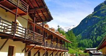Chalet du Lys Gressoney La Trinitè Cogne hotels