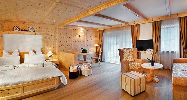Hotel A Castelrotto Con Spa