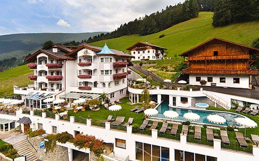 Alpin Garden Wellness Resort 5 Star Hotels Ortisei