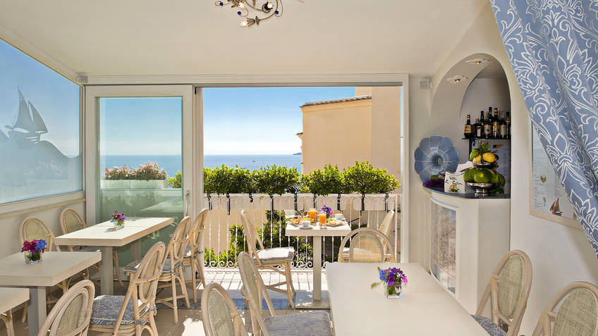 Villa La Tartana Bed & Breakfast Positano