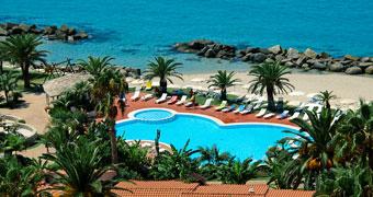 Hotel Cala di Volpe Capo Vaticano Vibo Valentia hotels