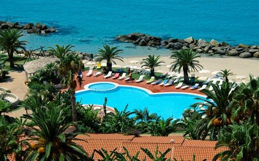 Hotel Cala di Volpe Capo Vaticano Hotel