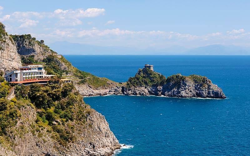 La conca azzurra conca dei marini prices and availability for Conca azzurra massa lubrense piscine
