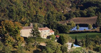 Borgo di Carpiano Gubbio Assisi hotels