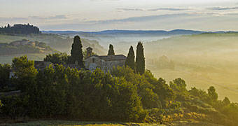 Pieve a Pava San Giovanni d'Asso Val D'Orcia hotels