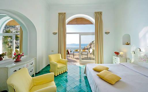Villa Rosa Bed & Breakfast Positano