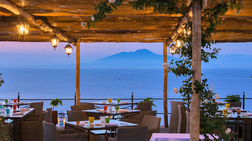 Ziqù Restaurants Capri