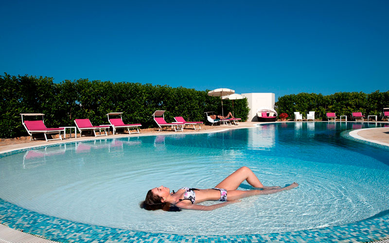 Hotel principe di fitalia siracusa e 74 hotel for Hotel resort siracusa