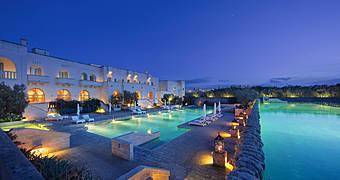 Borgo Egnazia  Savelletri di Fasano Alberobello hotels