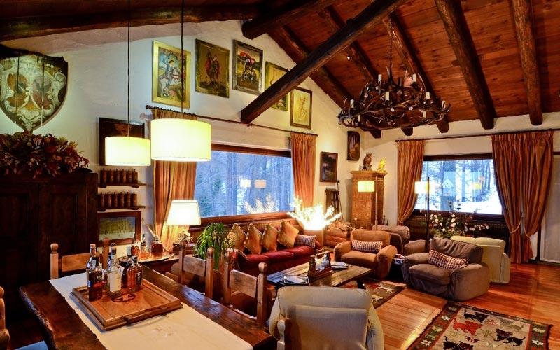Chalet Il Capricorno | Hotel Sauze d\'Oulx