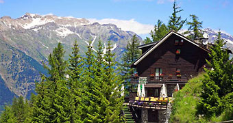 Chalet Il Capricorno Sauze d'Oulx Sestriere hotels