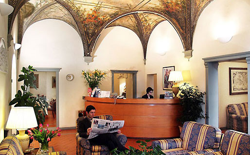 Hotel Botticelli 3 Star Hotels Firenze