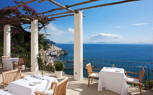 Grand Hotel Convento di Amalfi Hotel 5 stelle Amalfi