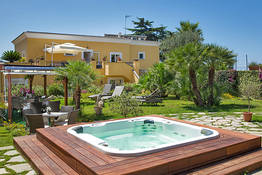 Villa Ceselle - A fabulous Honey Moon in Anacapri in 4 nights