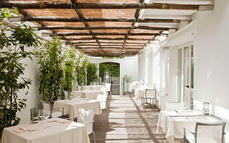 Capricci Restaurantes Anacapri