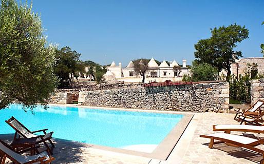 Masseria Fumarola Martina Franca Hotel