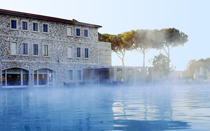 Terme di saturnia spa golf resort saturnia and 96 - Star italia bagni ...