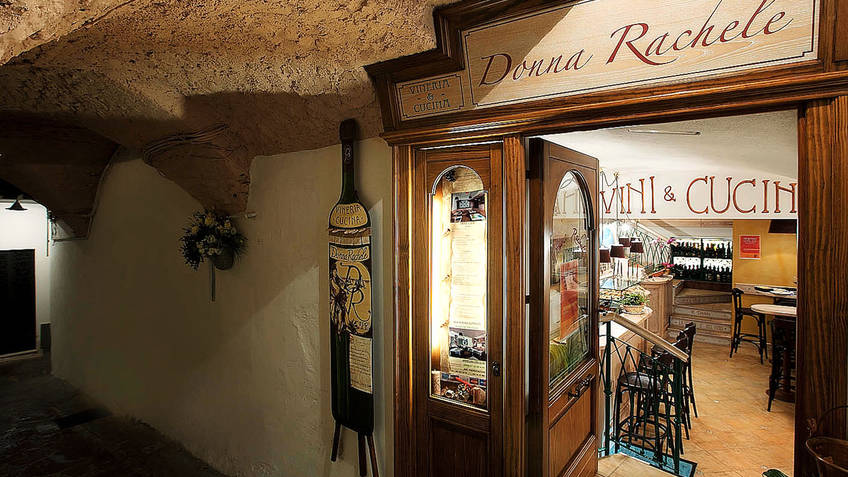Donna Rachele Restaurantes Capri