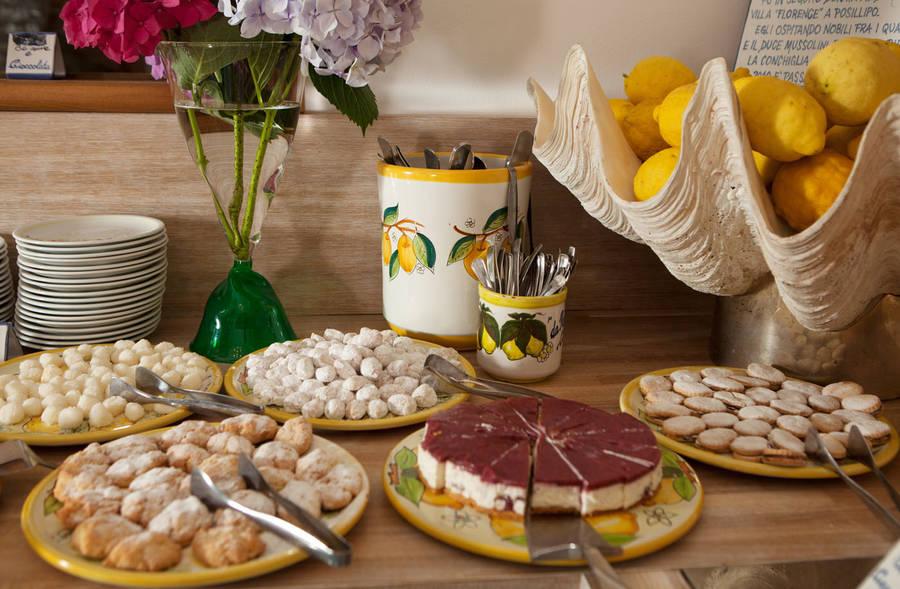 Restaurant Da Paolino On Capri Dining Under The Lemon Trees
