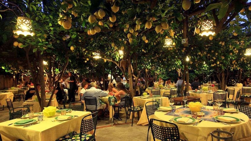 da Paolino Restaurantes Capri