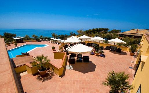 Hotel Baia di Ulisse Hotel 4 Stelle San Leone