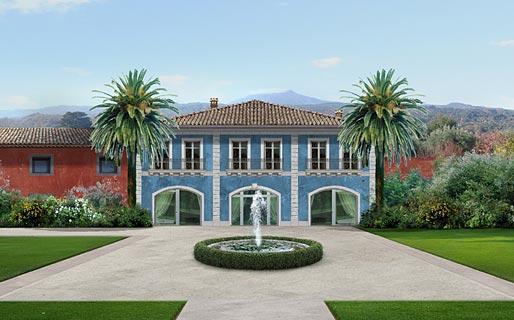 Villa Neri Resort & Spa 5 Star Luxury Hotels Linguaglossa