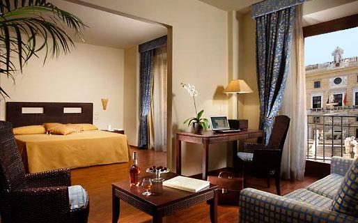 Grande Albergo Sole 4 Star Hotels Palermo