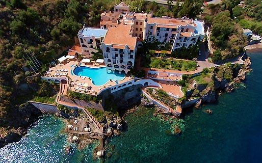 Hotel Carasco 4 Star Hotels Lipari - Isole Eolie