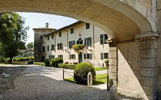 Castello di Strassoldo di Sopra Residenze d'Epoca Cervignano del Friuli