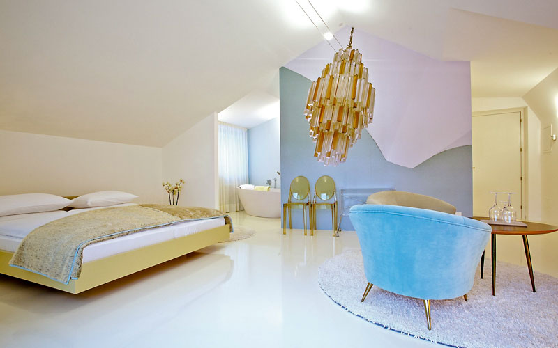 Boutique design hotel imperialart merano and 34 for Design boutique hotel venice